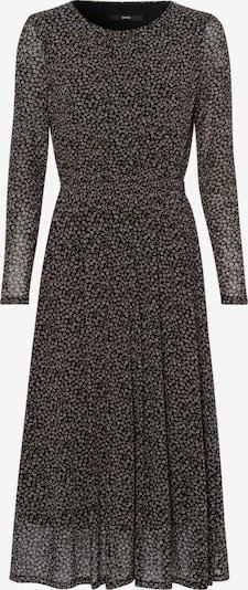 zero Kleid in braun / schwarz, Produktansicht