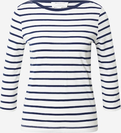 Maison 123 Shirt in ecru / navy, Produktansicht