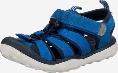 FINKID Sandale 'Pelto' in blau / navy, Produktansicht