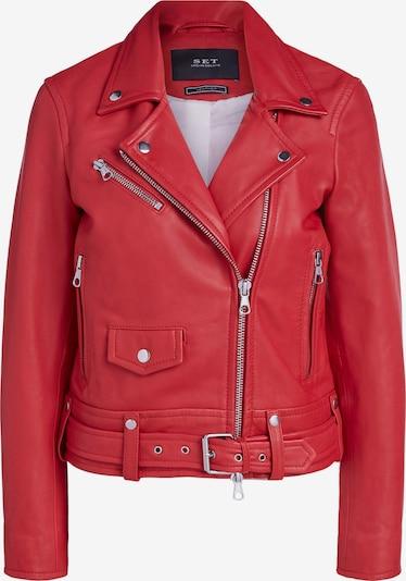 SET Jacke in rot, Produktansicht