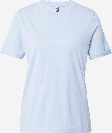 PIECES Skjorte 'Ria' i blå