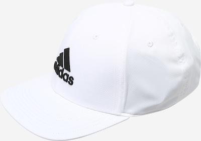 adidas Golf Urhelulippalakki värissä musta / valkoinen, Tuotenäkymä