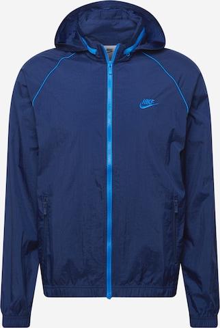 Nike Sportswear Between-Season Jacket in Blue