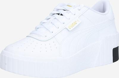PUMA Zemie brīvā laika apavi 'Cali', krāsa - balts, Preces skats
