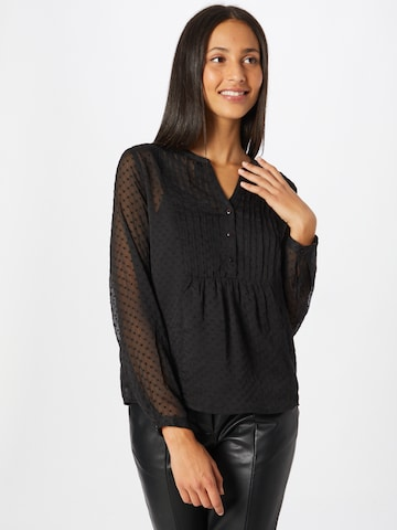 ABOUT YOU Blouse 'Insa' in Black
