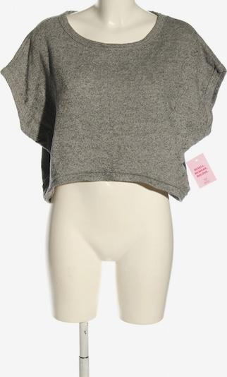 JUST FEMALE Sweatshirt in S in hellgrau, Produktansicht