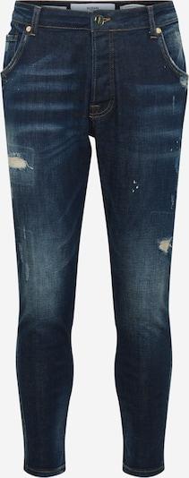 Jeans 'NECKARAU' Goldgarn pe albastru denim, Vizualizare produs