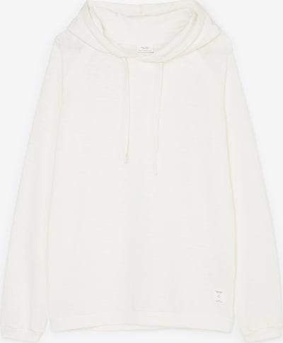 Marc O'Polo DENIM Sweatshirt in weiß, Produktansicht