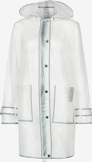 IQ Studio Regenmantel in transparentem Look in transparent, Produktansicht