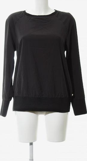 Fabletics Langarm-Bluse in S in schwarz, Produktansicht