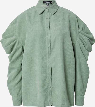 Missguided Blus i pastellgrön, Produktvy