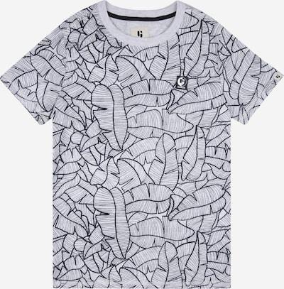 GARCIA Camiseta en gris claro / negro, Vista del producto