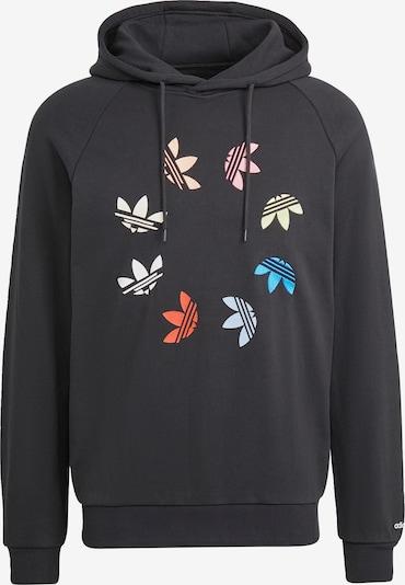 ADIDAS ORIGINALS Sweatshirt in blau / opal / rot / schwarz / weiß, Produktansicht