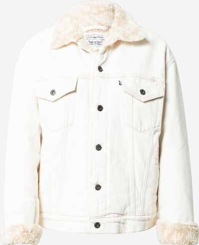 Levi's Made & Crafted Jacke 'Trucker' in weiß / offwhite, Produktansicht