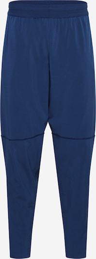 NIKE Športne hlače | mornarska barva, Prikaz izdelka