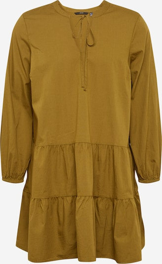 Vero Moda Curve Tunika in dunkelgrün, Produktansicht