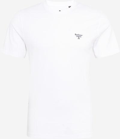 Barbour Beacon Camiseta en negro / blanco, Vista del producto