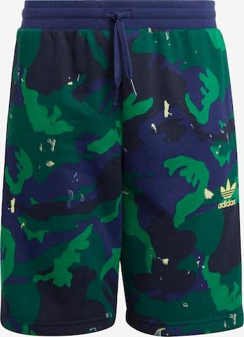ADIDAS ORIGINALS Trousers in Blue