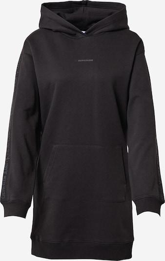 Calvin Klein Jeans Klänning i grå / svart, Produktvy
