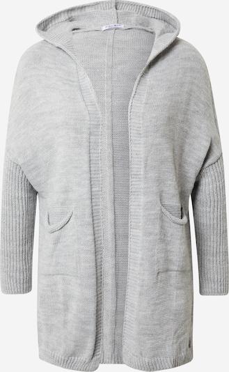 ZABAIONE Cárdigan 'Silvia' en gris moteado, Vista del producto