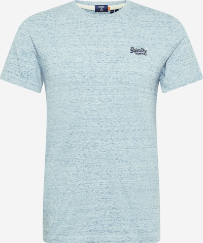 Superdry T-Shirt in hellblau, Produktansicht