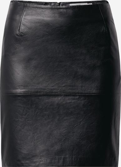 Fustă 'Darina' ICHI pe negru, Vizualizare produs