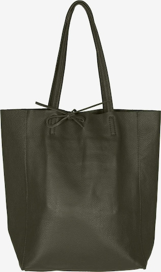 Zwillingsherz Shopper torba u maslinasta, Pregled proizvoda