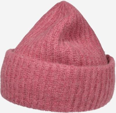Samsoe Samsoe Muts 'Banka' in de kleur Roze gemêleerd, Productweergave