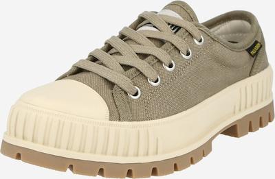 Palladium Sneakers low in beige / dark beige / olive, Item view