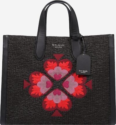 Plase de cumpărături 'Manhatten' Kate Spade pe portocaliu deschis / roz / rubiniu / negru / argintiu, Vizualizare produs