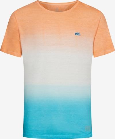 COLOURS & SONS T-Shirt Dip-Dye FRANK in mischfarben, Produktansicht
