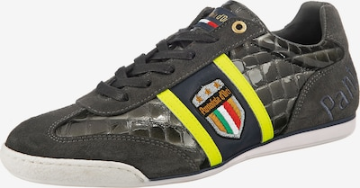 PANTOFOLA D'ORO Fortezza Uomo Low Sneakers Low in dunkelgrau, Produktansicht
