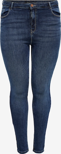 ONLY Carmakoma Jeans 'LAOLA' in blue denim: Frontalansicht