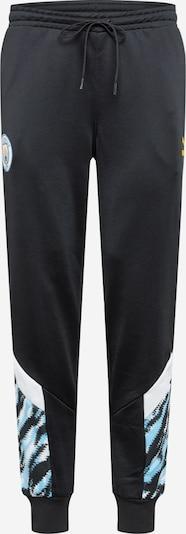 PUMA Sporta bikses zils / melns / balts, Preces skats
