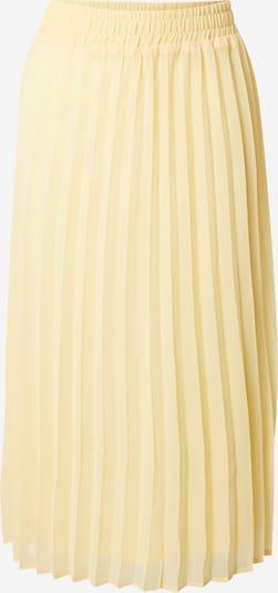 Kaffe Skirt 'Tiola' in Light yellow, Item view