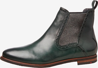LLOYD Chelsea Boots in Graphite / Dark grey / Emerald, Item view
