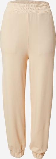 VILA Pantalon en beige, Vue avec produit