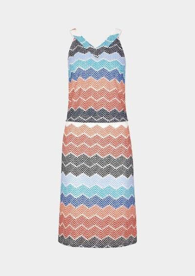 Cervone Sommerkleid in mischfarben, Produktansicht