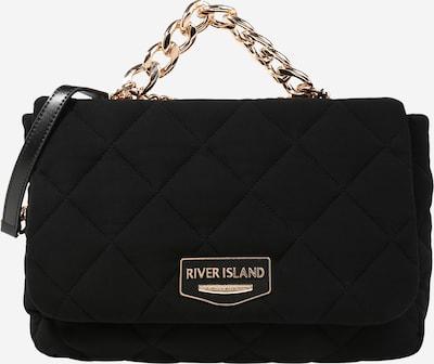 River Island Чанта за през рамо тип преметка в черно, Преглед на продукта