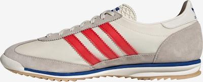 ADIDAS ORIGINALS Sneaker in blau / grau / rot / weiß, Produktansicht