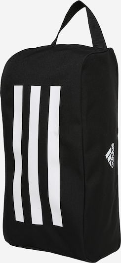 ADIDAS PERFORMANCE Sports backpack '4ATHLTS SB' in black / white, Item view