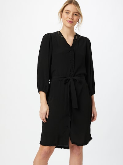 SELECTED FEMME Obleka | črna barva: Frontalni pogled