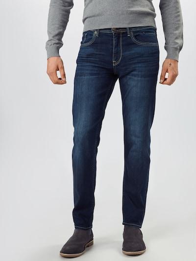 Petrol Industries Jeans in blue denim, Modelansicht