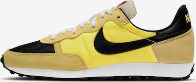 Nike Sportswear Sneaker in gelb / schwarz, Produktansicht