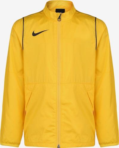 NIKE Regenjacke 'Park 20 Repel' in gelb / schwarz, Produktansicht