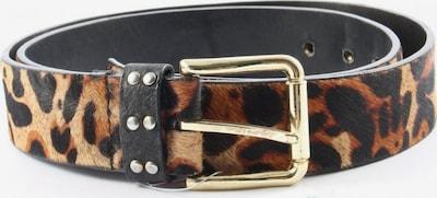 ZARA Belt in XS-XL in Cream / Bronze / Black, Item view