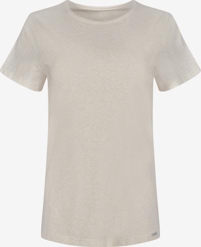 Skiny Slaapshirt in de kleur Wit gemêleerd, Productweergave