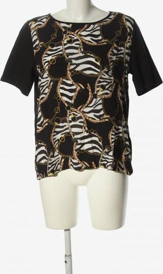 Chelsea Rose NYC T-Shirt in XL in schwarz / weiß, Produktansicht