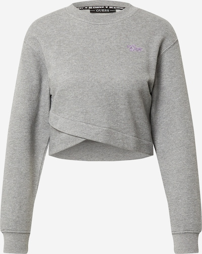 GUESS Sweatshirt 'ESTELLE' in grau, Produktansicht