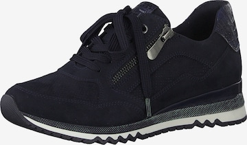 MARCO TOZZI Platform trainers in Blue